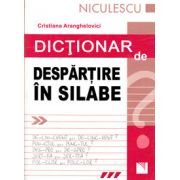 Dictionar de despartire in silabe