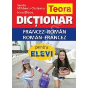 Dictionar dublu Francez-Roman, Roman-Francez (Pentru elevi)