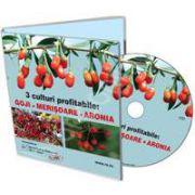 CD - 3 culturi profitabile - Goji, Merisoare, Aronia