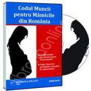 CD - Codul muncii pentru mamicile din Romania