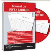 CD - Manual de Inventariere