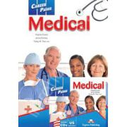 Career Paths. Medical Salon with audio CDs (UK version)