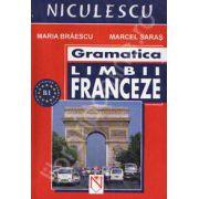 Gramatica limbii franceze, B1 (Maria Braescu)