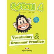 Curs pentru limba engleza Set Sail 4. Vocabulary and Grammar Practice