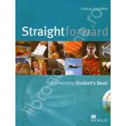 Straightforward (AI-A2) Elementary Student's Book. Includes Cd-rom