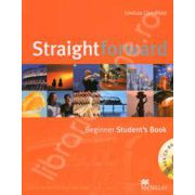 Straightforward (AI) Beginner Student's Book. Includes Cd-rom