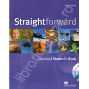 Straightforward (CI) Advanced Student's Book. Includes Cd-rom