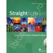 Straightforward (B2) Upper-intermediate Student's Book. Includes Cd-rom
