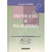 Structuri si legi de reglare automata (Seria Control Engineering)