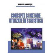 Concepte si metode utilizate in statistica