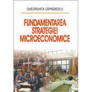 Fundamentarea strategiei microeconomice