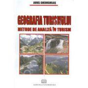 Geografia turismului - metode de analiza in turism