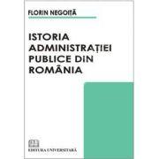 Istoria administratiei publice din Romania