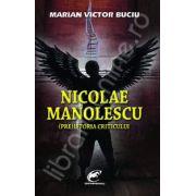 Nicolae Manolescu. (Pre)istoria criticului