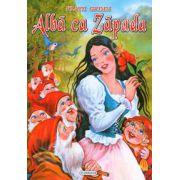 Alba ca Zapada (Poveste cu ilustratii)