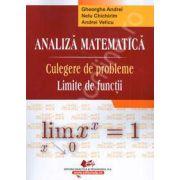 Analiza matematica. Culegere de probleme. Limite de functii