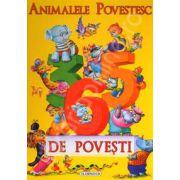 Animalele Povestesc. 365 de povesti (Editie cartonata)