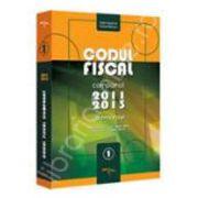 Codul Fiscal Comparat in trei volume, 2011-2013. Cod si norme