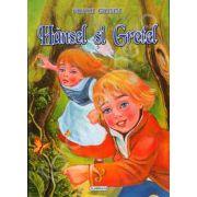 Fratii Grim. Hansel si Gretel (Poveste cu ilustratii)