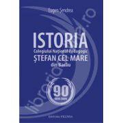 Istoria Colegiului National Pedagogic STEFAN CEL MARE din Bacau. 90 de ani (1919 - 2009)