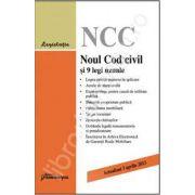 Noul Cod civil si 9 legi uzuale -actualizat 3 aprilie2013