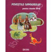 Povestile cangurului pentru clasele III-IV