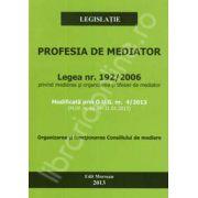 Profesia de mediator
