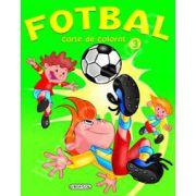 Fotbal - carte de colorat (3)