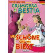 Frumoasa si Bestia - Povesti bilingve (romana-germana)