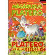 Magarusul Platero - Povesti bilingve (romana-germana)