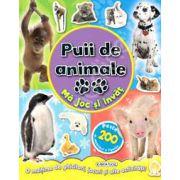 Puii de animale - peste 200 de abtibilduri si figurine