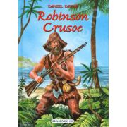 Robinson Crusoe (Editie cartonata)