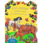 Cai si ponei stralucitori - S-a nascut un ponei