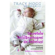 Secretele imblanzitoarei de bebelusi. Cum sa iti linistesti bebelusul si sa comunici cu el