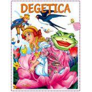 Degetica (Carte ilustrata)