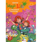 Magic Lilli (+ 6 ani) si dinozaurii buclucasi (Editie cartonata)