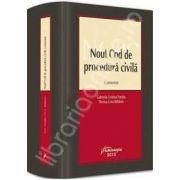 Noul Cod de procedura civila (Comentat)