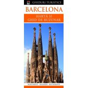 Barcelona - harta si ghid de buzunar