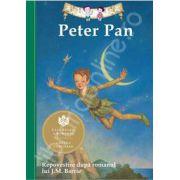 Peter Pan.Repovestire dupa romanul lui J.M.Barrie