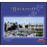 Bucuresti. Album in limbile portugheza, spaniola, italiana, greaca