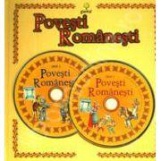 Povesti romanesti. Contine 2 CD-uri
