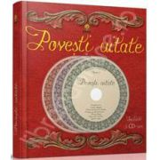 Povesti uitate. Cartea include 3 CD-uri