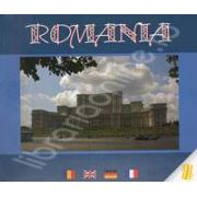 Romania. Album in limbile romana, engleza, germana, franceza