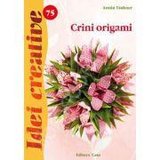 Crini origami ( Idei creative 75 )