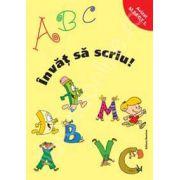 Invat sa scriu - ABC (avizat M.Ed.C.T.S)