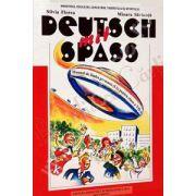 Limba germana manual pentru clasa a VII-a (L1) - Deutsch mit Spass