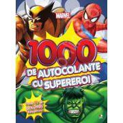 1000 de autocolante cu supereroi