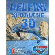 Delfini si Balene 3D (Contine ochelari 3D)