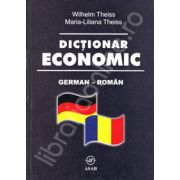 Dictionar economic German - Roman (Editie cartonata)