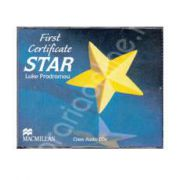 First Certificate STAR, Class Audio CDs (Contine 3 cd-uri)
